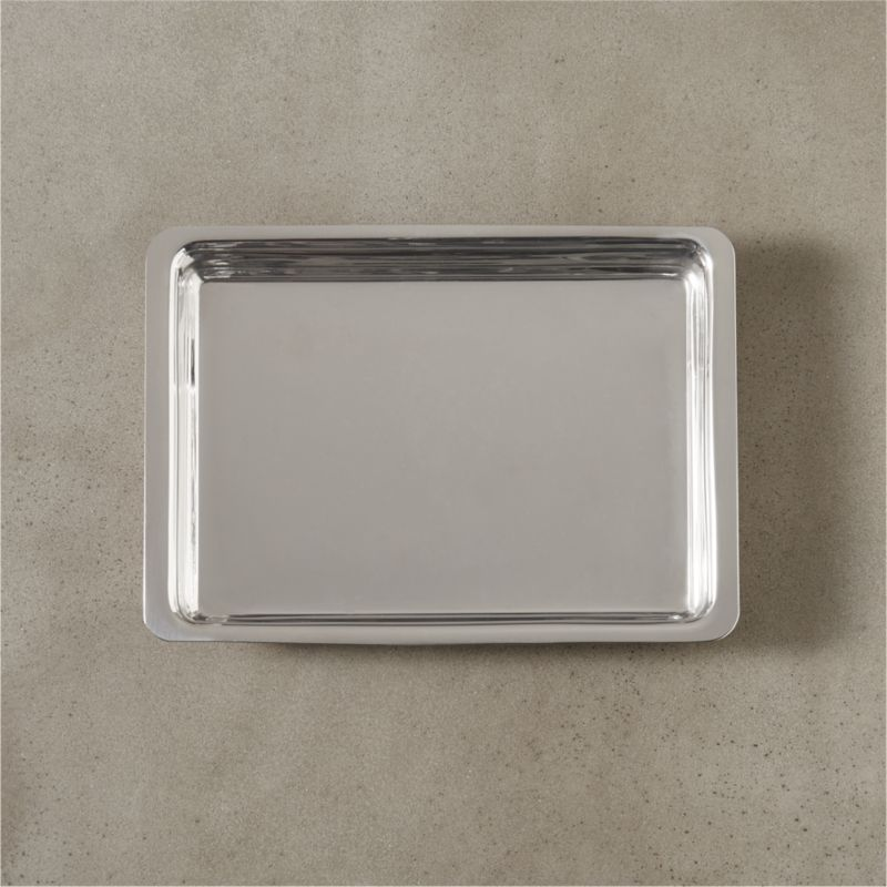 vienna stainless steel tray