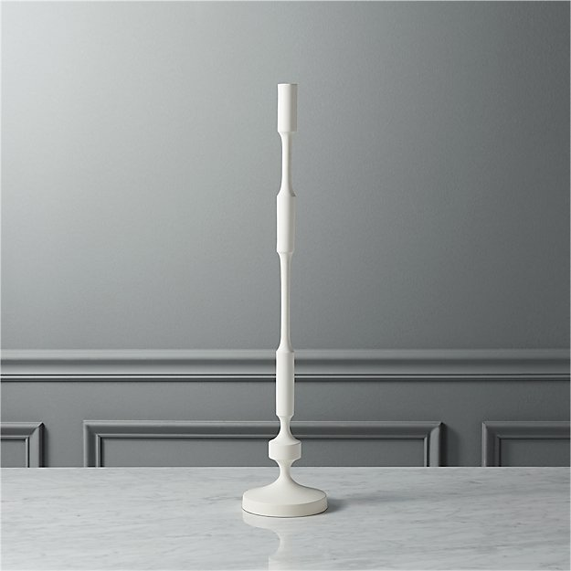 wadsworth large taper candle holder