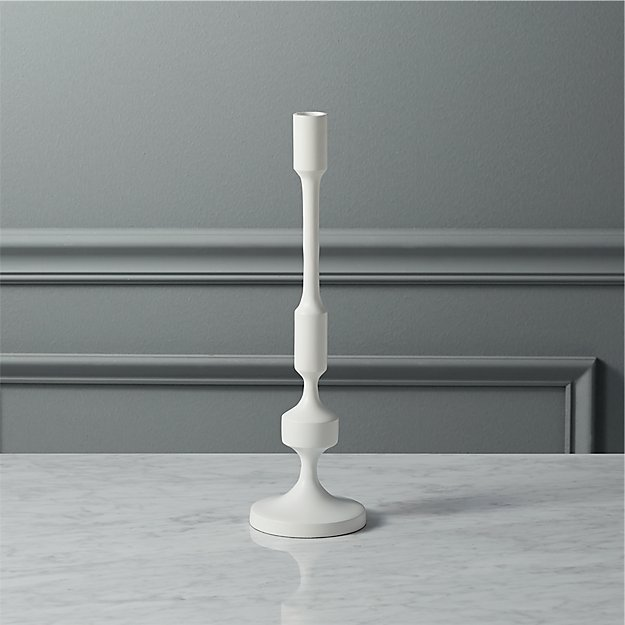 wadsworth small taper candle holder