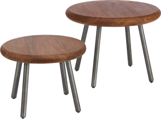 up to 20% off select accent tables