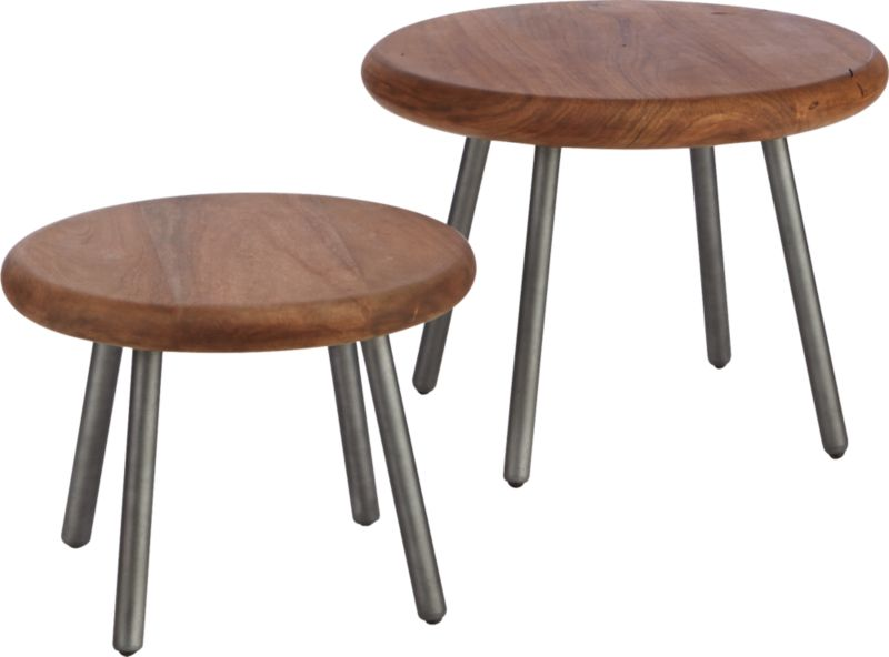 2-piece wafer table set