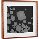 walnut 12x12 box picture frame