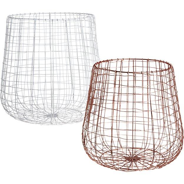 weave baskets