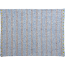 weave black-blue placemat