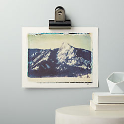 where the mountain stays soft print