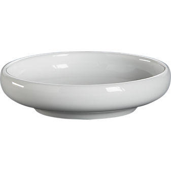 porcelain dip dish in dinnerware | CB2 from cb2.com
