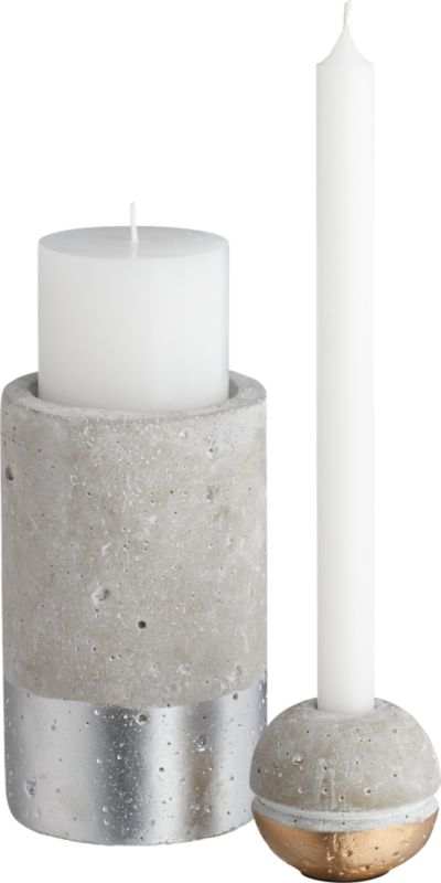 win-win candle holders
