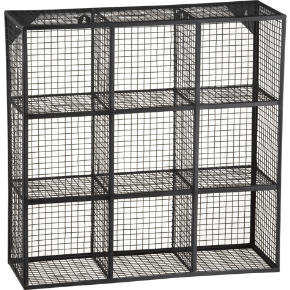Shelf. Solid Storage.