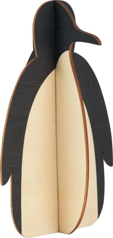 small wood penguin