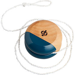 wooden yo-yo