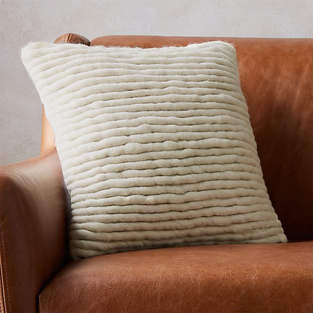"wool wrap 16"" pillow"