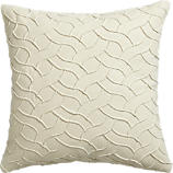 Vibe 18 Quot Pillow With Feather Down Insert Cb2