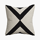 "xbase 23"" pillow with down-alternative insert"