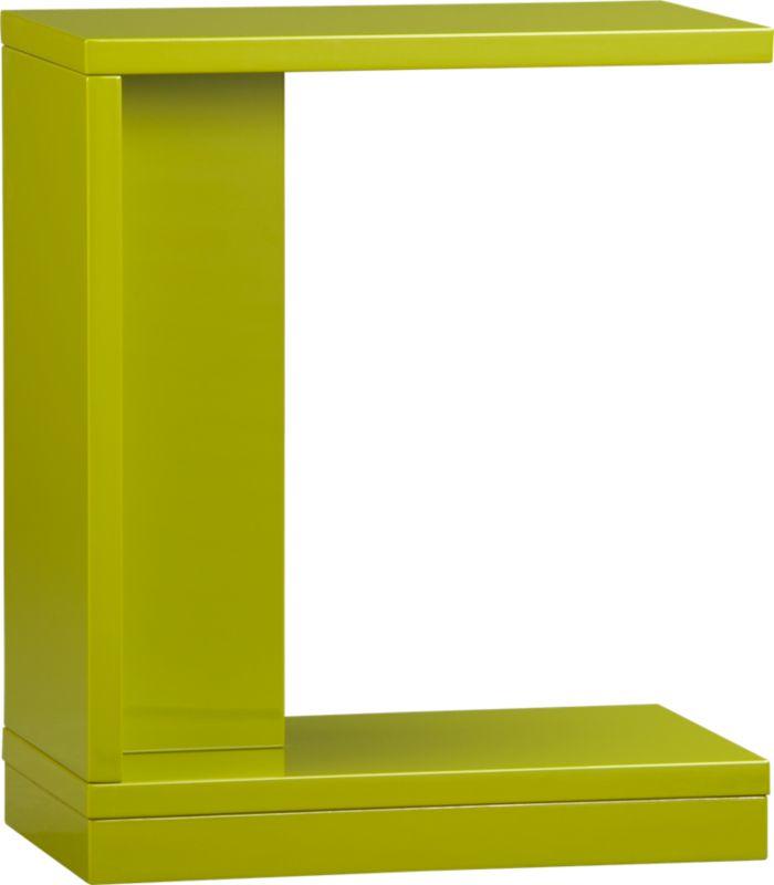 CB2 - zest c table