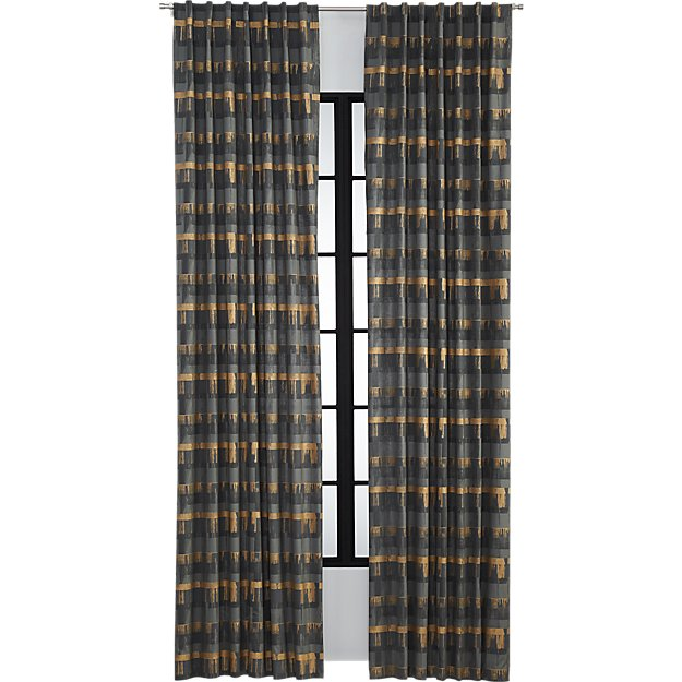 zuse curtain panel