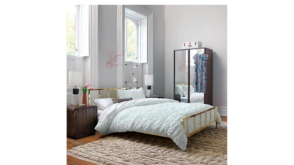 deco nightstand