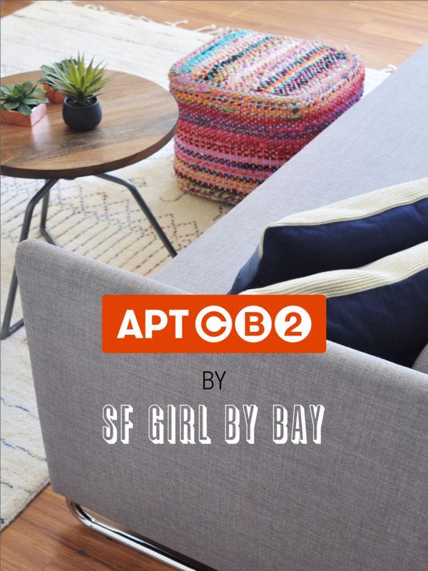 APT CB2 by SF Girl By Bay
