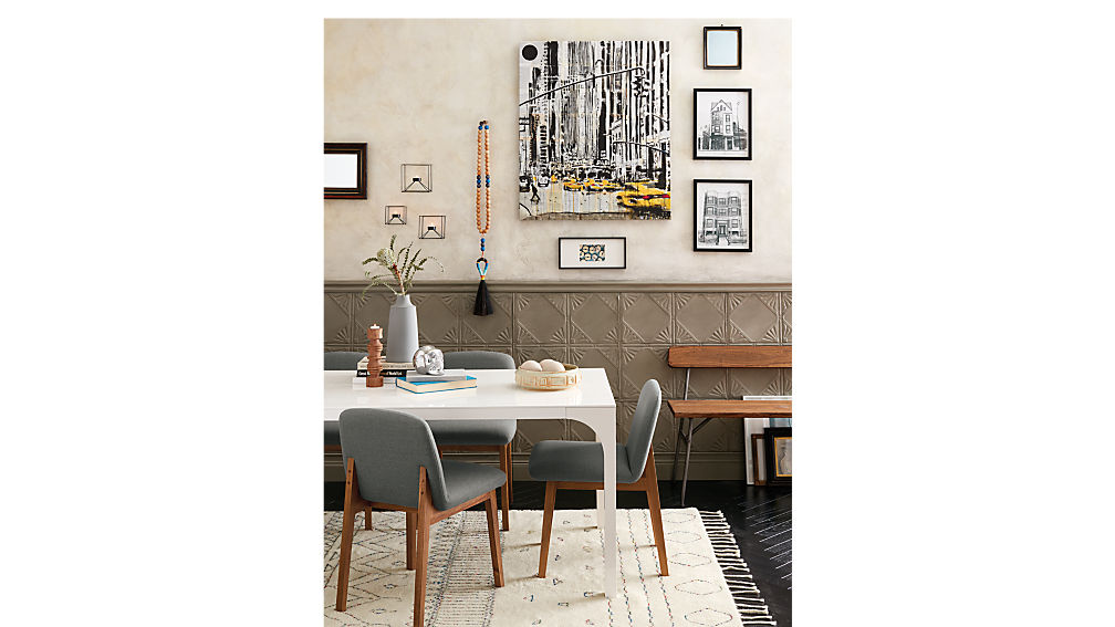 aqua virgo dining table