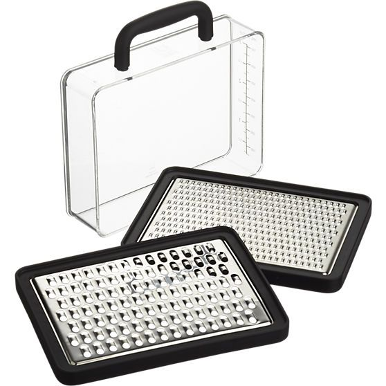 Cheese Suitcase Grater