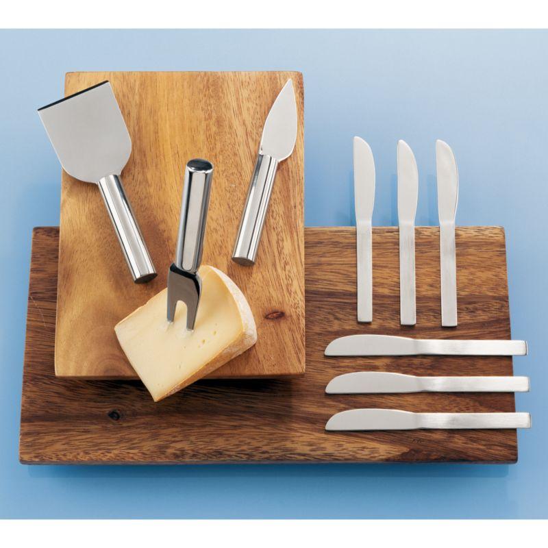 3-piece cheese cutter set