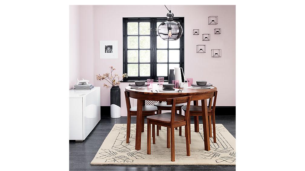 5-piece claremont dining set