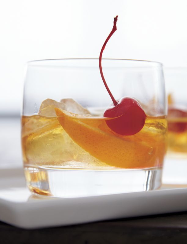 cooper double old-fashioned