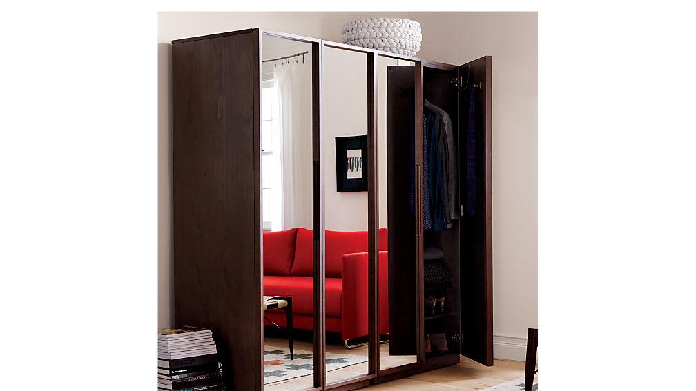 reflection wardrobe