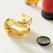shark jaw bottle opener