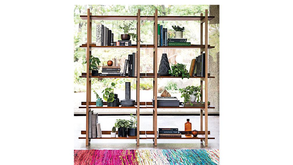 Stax Bookcase Cb2