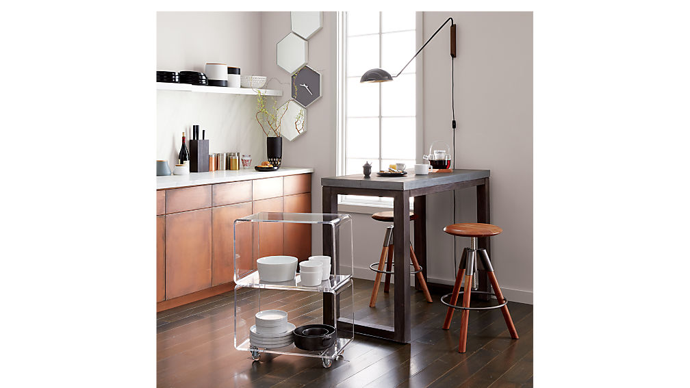 revolution adjustable bar stool