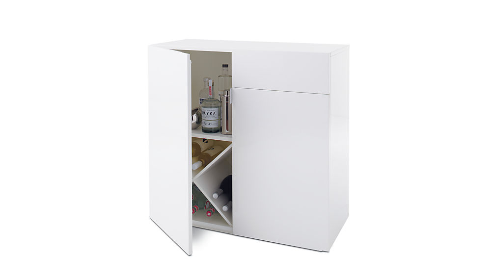 swig white mini bar