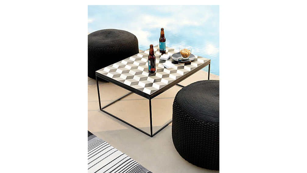 tangier coffee table