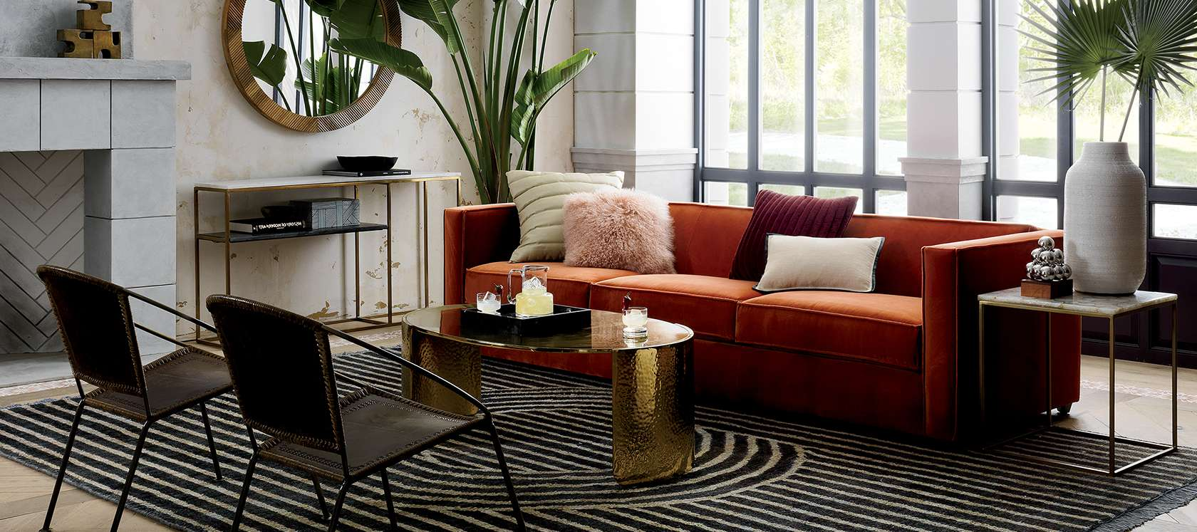 New Furniture - New Home Décor and Accessories | CB2