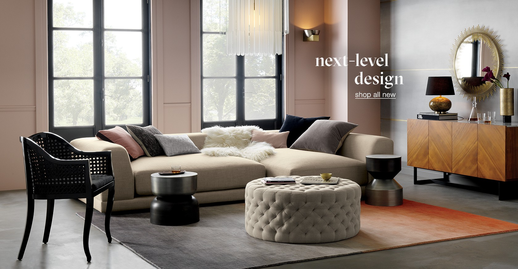 next-level design. shop all new