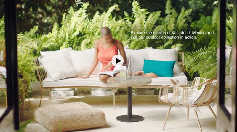 Awesome Modern Outdoor Patio Furniture | CB2