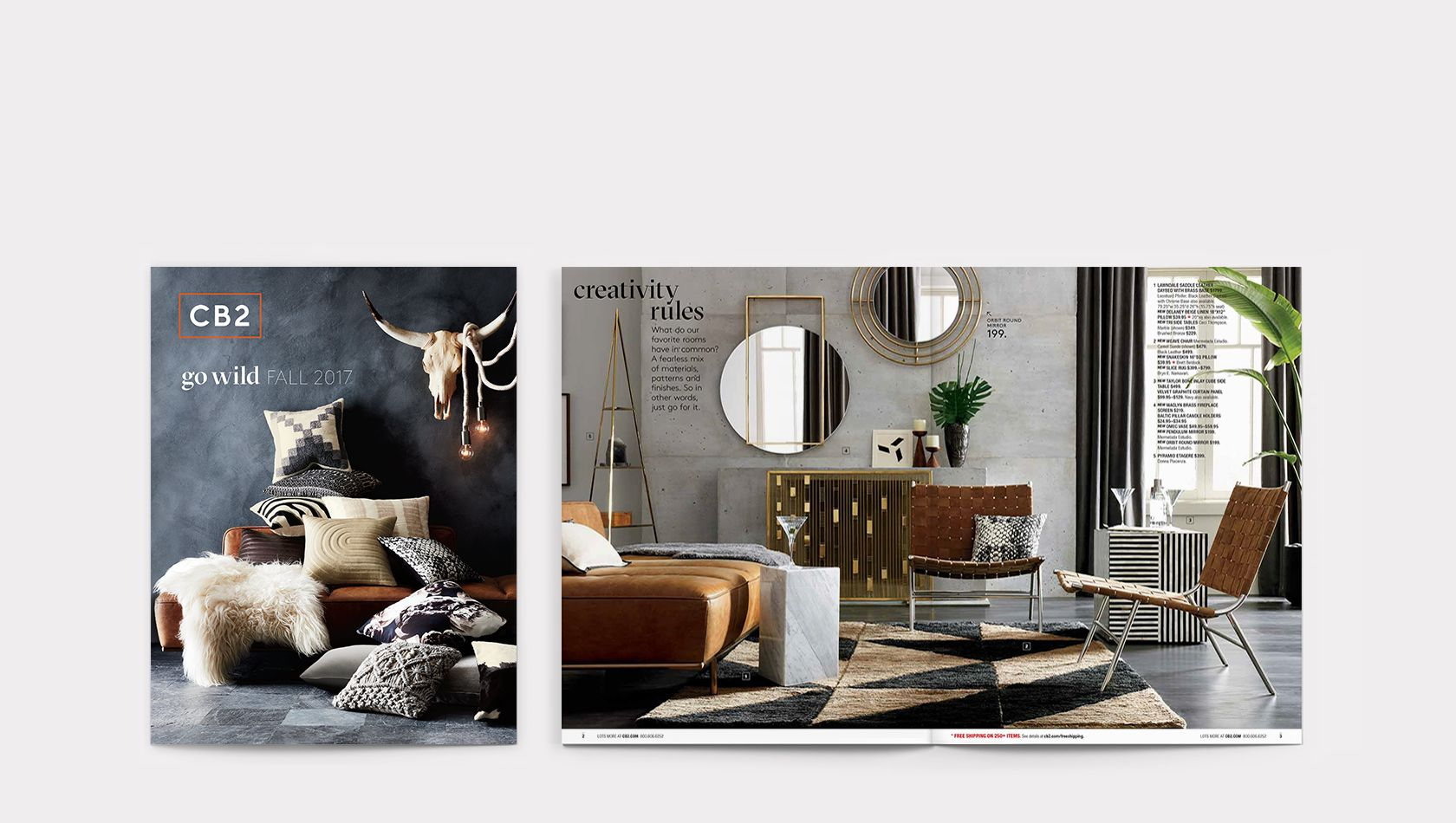 lookbook. Modern Furniture and Home Decor   CB2