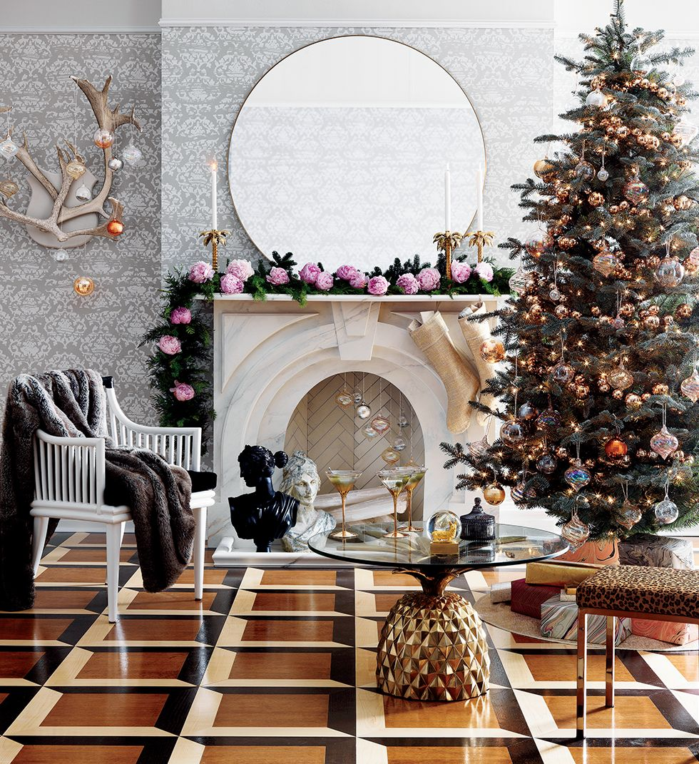 Modern Holiday Decor And Christmas Decorations