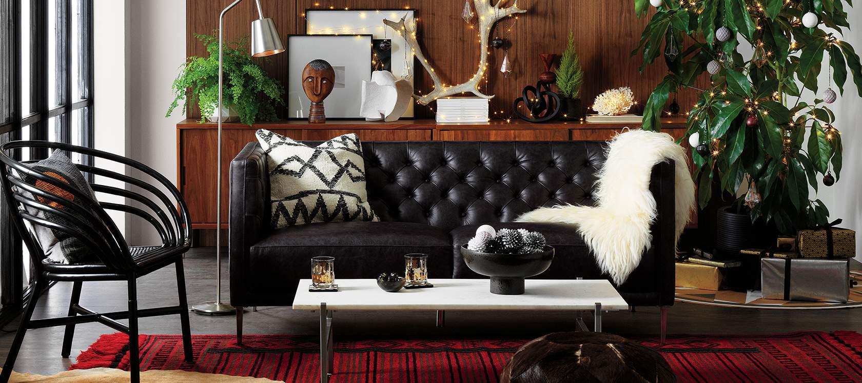 luxe  livable  leather  shop all furniture. Modern and Unique Furniture Design   CB2
