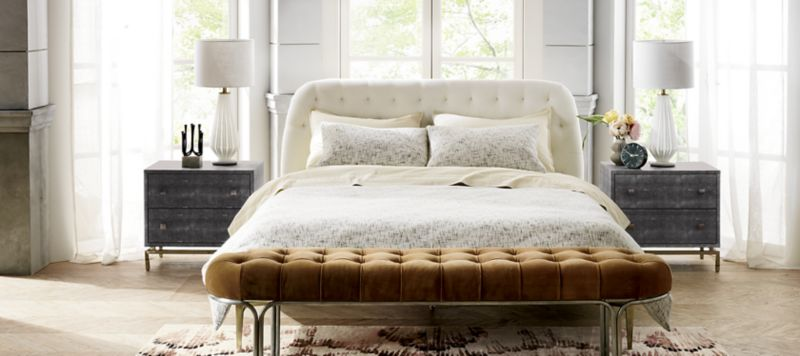 Modern Bathroom Decor And Bed Linens | CB2