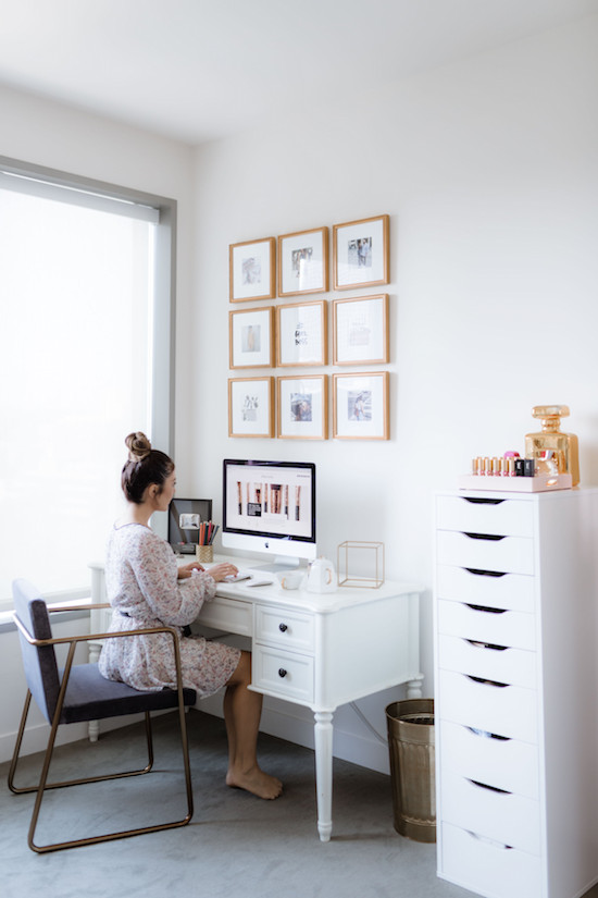 Small Home Office Decorating Ideas Cb2 Blog