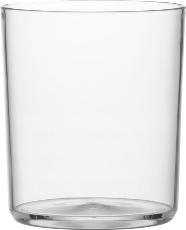 "<span class=""copyHeader"">big gulp.</span> Glass-like glass opens wide, parties hard (really, it's practically indestructible) in clear acrylic.<br /><br /><NEWTAG/><ul><li>Acrylic</li><li>Hand wash</li></ul>"