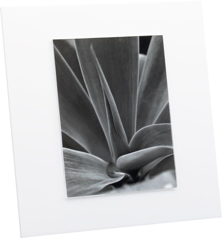 acrylic 8x10 picture frame