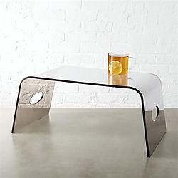 acrylic smoke bed tray