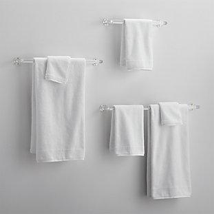 Triangle Shower Curtain Cb2