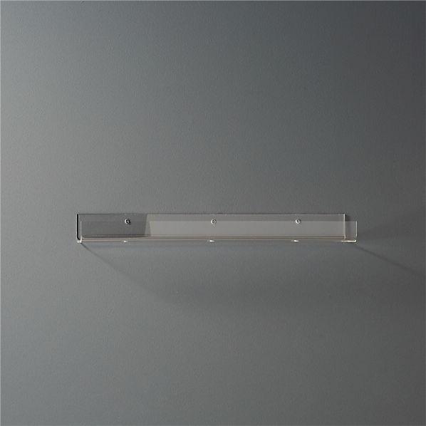 AcrylicWallShelf24inROF16