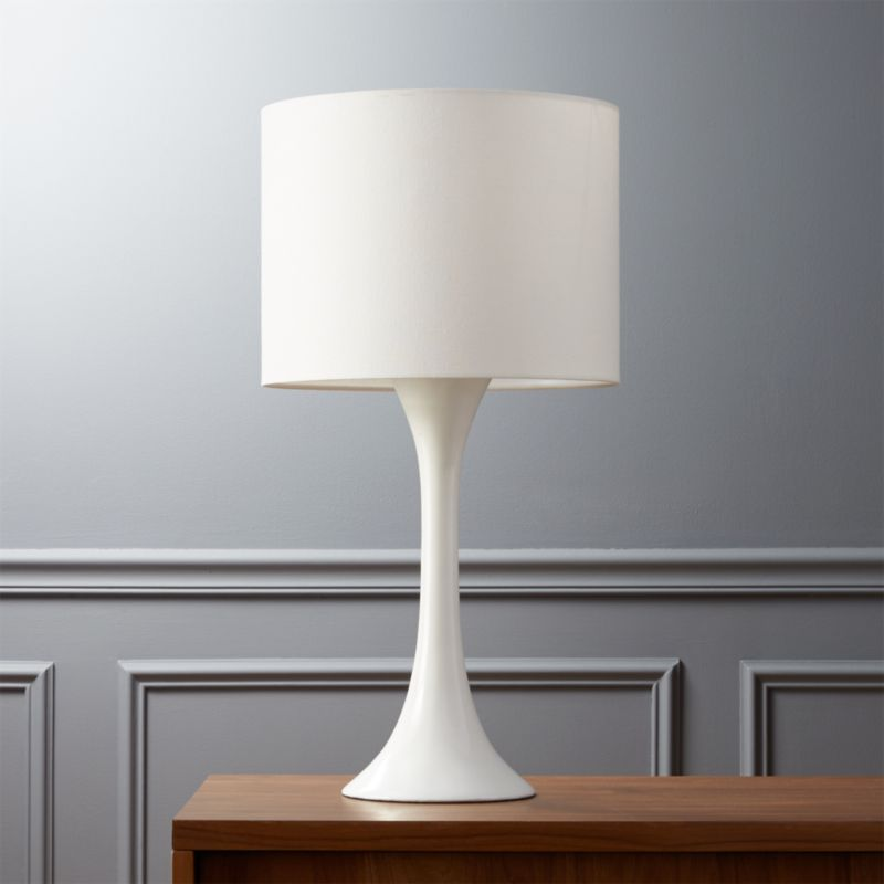 ada II white table l& : table lighting - azcodes.com