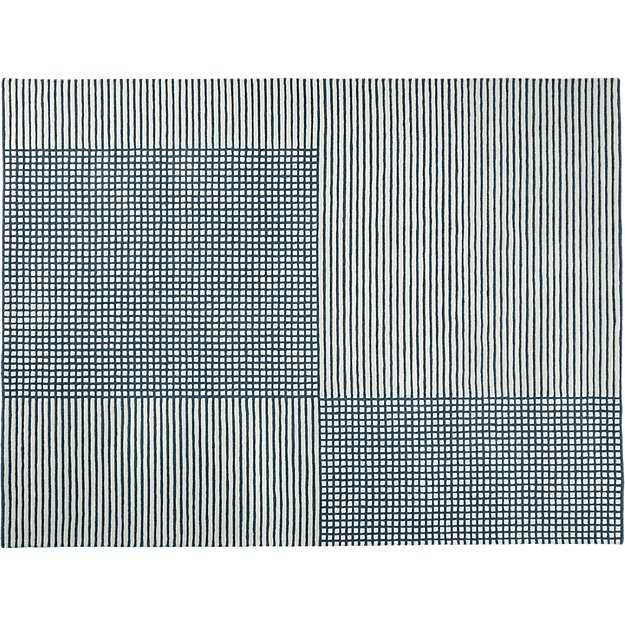 aerial grey rug 9'x12'