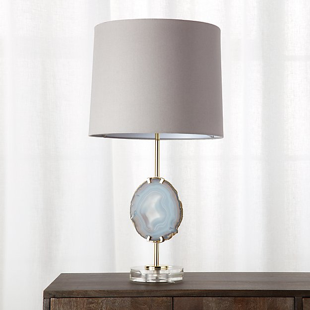 Lamp Plus Stores: Agate Table Lamp + Reviews