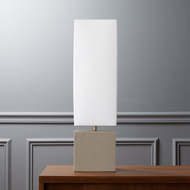 aggie table lamp - Aggie Table Lamp CB2