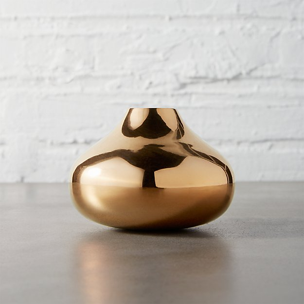 ai bud vase copper